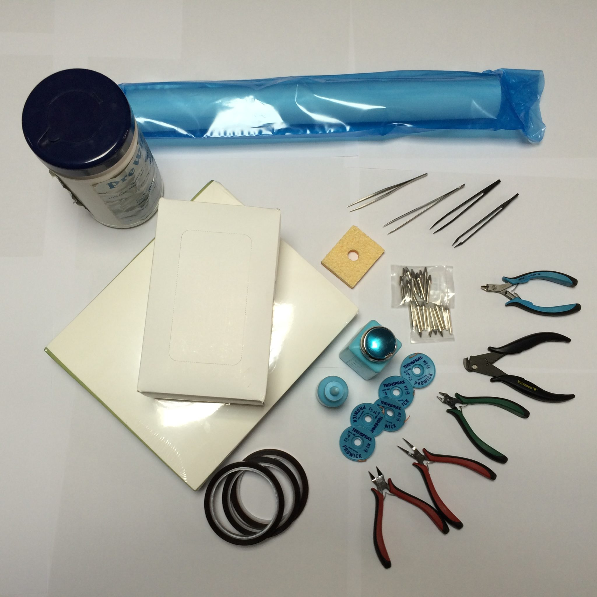 Other soldering materials